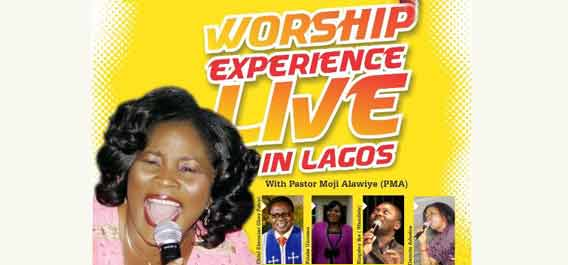 Obey does Worship Experience Live Lagos