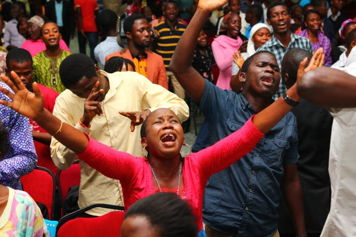 This could be you. Experiencing the Holy Spirit at Worship Experience Live Event.