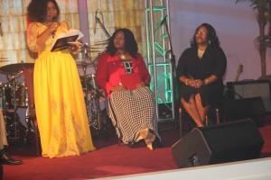 PMA with Joy n Larita seating
